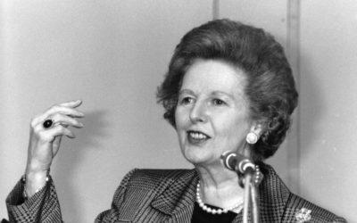La Dame de fer, Margaret Thatcher, un profil UN α ?