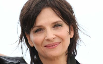 Une actrice française reconnue, Juliette Binoche : DEUX µ ?